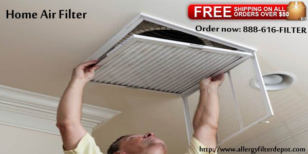 Shop for home air filters, replacement filters, humidifier filters on AllergyFilterDepot | AC and furnace filters in standard or custom sizes, free shipping on all orders over $50 order now: 888-616-FILTER.