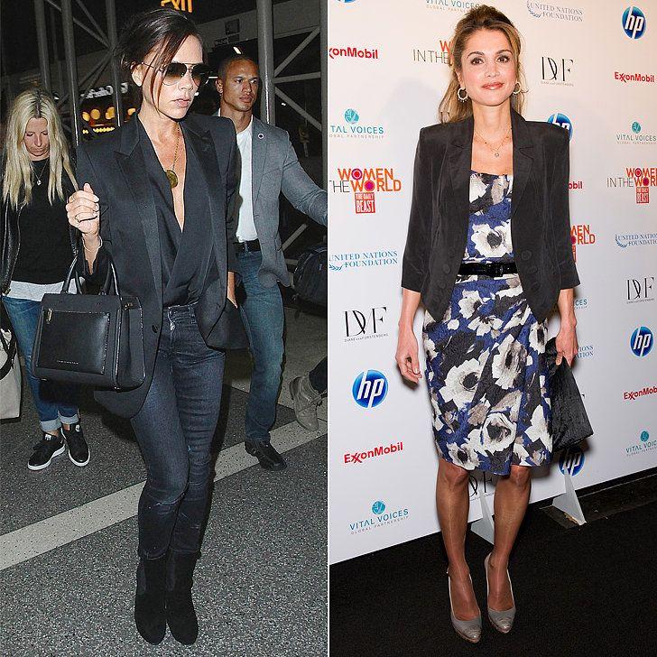 Who Is Queen Rania?   POPSUGAR Fashion