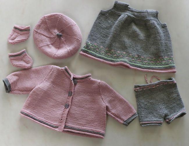 Patroon poppenkleding - Elegante zomerjurk voor gelukkige heldere zomerdagen !