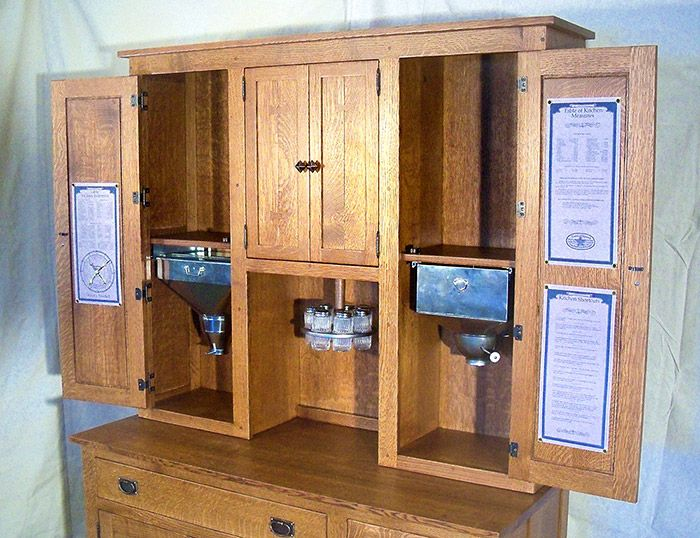 Types of Hoosier Cabinets - Bing images