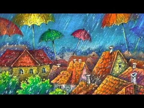 Семья дождиков урок1 - YouTube