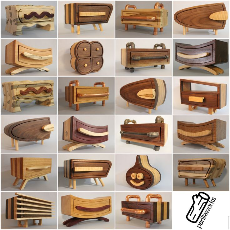 easy bandsaw box. parillaworks kickstarter boxes easy bandsaw box