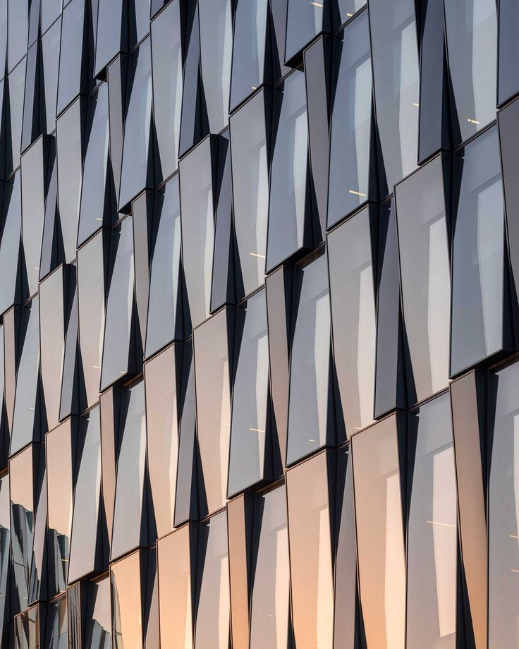 """1,231 Likes, 14 Comments - Henning Larsen (@henninglarsenarchitects) on Instagram: """"Facade #detail from the new Nordea Headquarters shot by @adammork. The glass used for the facade…"""""""