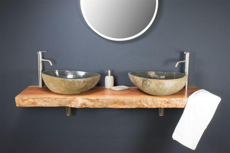 Badezimmer rustikal einrichten – So schaffen Sie ein einzigartiges Bad-Ambiente