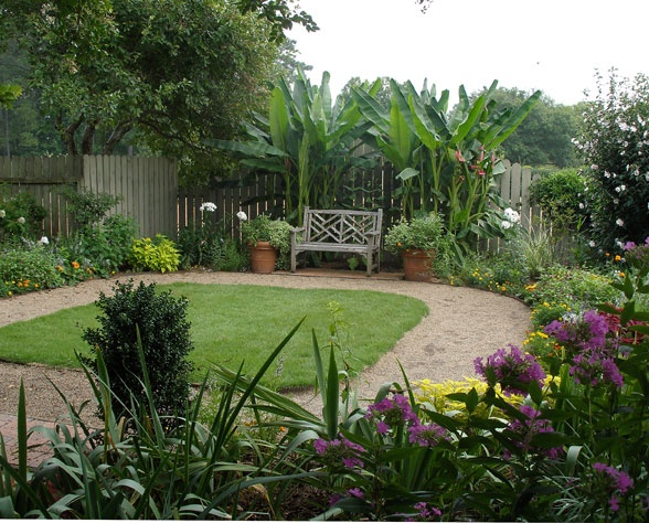 Yard Landscaping Basics : Landscaping follow these simple rules for