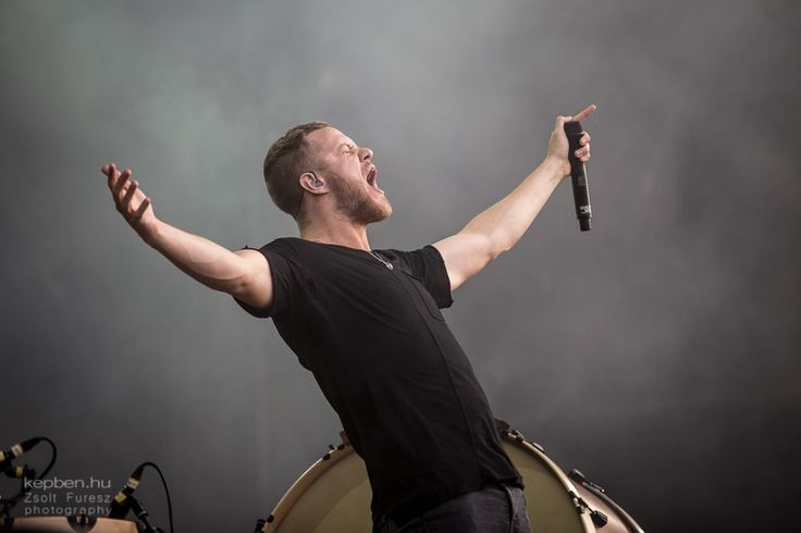 Imagine Dragons ( Sziget Festival 2014 ) www.kepben.hu concert photography