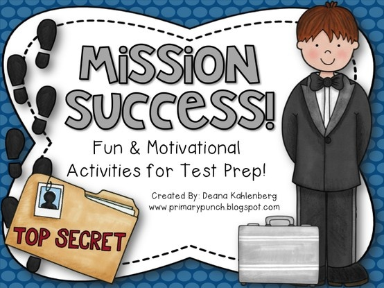 Fun and Motivational Activities for Test Prep!
