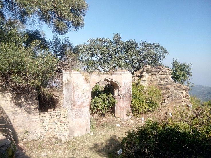 The Monastery at Tilla Jogiyan