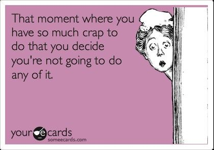 Frustration is....