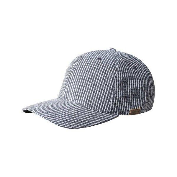 Kangol Pattern Flexfit Baseball Cap ($35) ❤ liked on Polyvore featuring accessories, hats, baseball hats, stripe hat, kangol hats, baseball caps hats and pattern hats