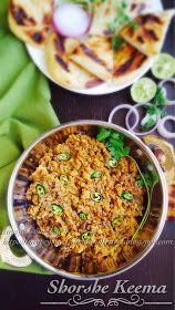 Shorshe Keema recipe, Keema curry recipe, Mutton Keema recipe, Bengali style keema recipe, Bengali food, Bengali Recipes, Recipes using mustard paste, Goat Mince recipe, Indian style goat mince recipe, festive dishes recipes, eid recipes, special mutton dish, mutton mince recipe, mutton mince in mustard sauce recipe, sarson wali mutton keema recipe,