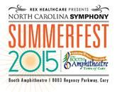 Another reason to look forward to warm weather: Summerfest! The NC Symphony has their lineup and tickets available for concerts at Koka Booth Amphitheatre. Plus, Plus, kids 12 & under are always admitted FREE on the lawn so a great way to enjoy a family weekend! #Raleigh #Durham #music #concert #event