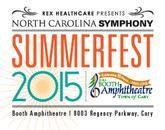 Summerfest - North Carolina Symphony