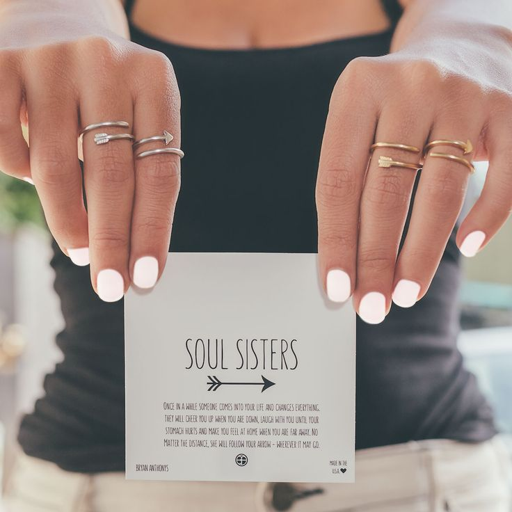 COMING SOON! Our Soul Sisters Arrow Rings. If y'all are interested you can sign up on our website under Coming Soon to be notified first when they're available <3 More
