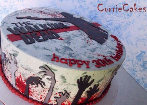 Corrie Cakes, The Walking Dead