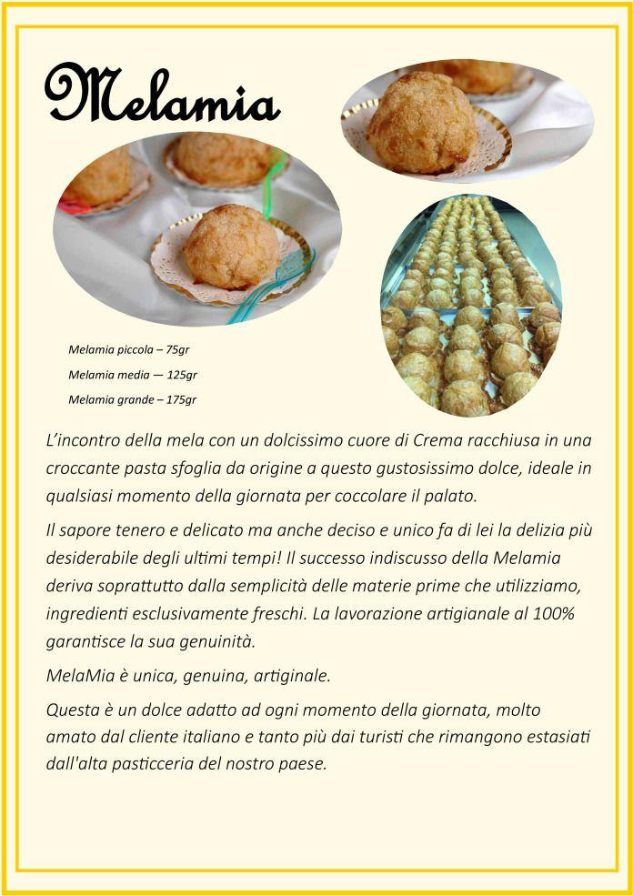 #melamia #pastasfoglia #crema #pasticcera #passione #pasticceria #italiana