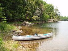 Sylvania Wilderness on Wikipedia Near Land O' Lakes, Wisconsin