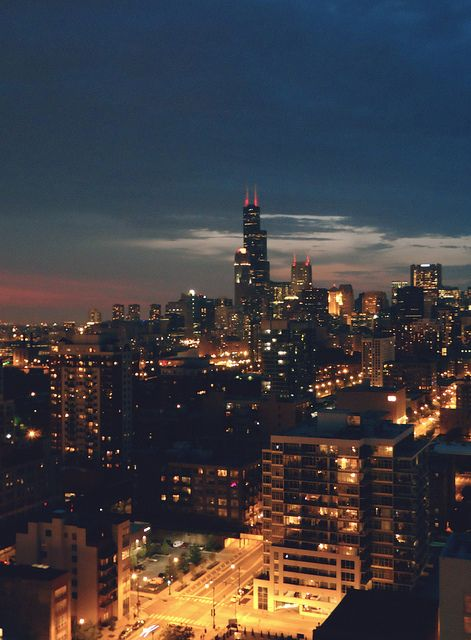 South Loop, Chicago | Illinois (by Swedish Dreams)