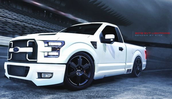 This 2015 Ford F150 Lightning is One I Would Love to See in Showrooms |  Torque News