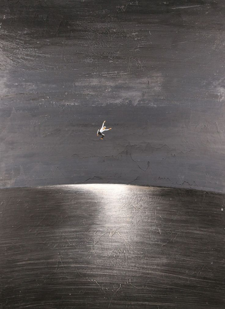 likeafieldmouse: Pyotr Belenok - Over the Ocean (1973)