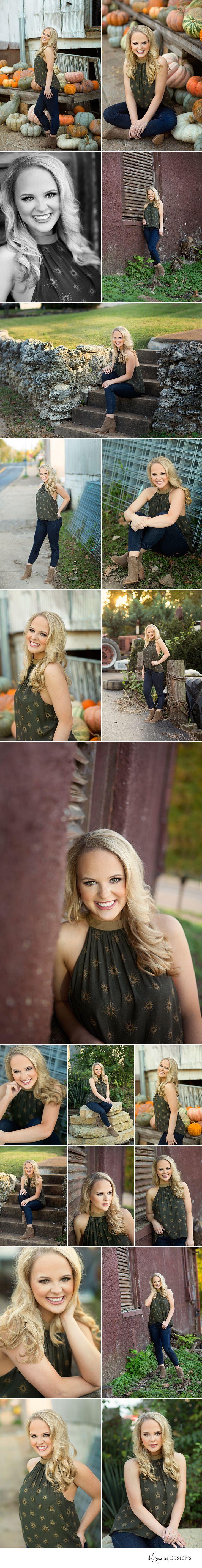 d-Squared Designs Columbia, MO Senior Photography. Fall senior photography. Gorgeous senior girl. Fall senior session. Girl posing ideas.