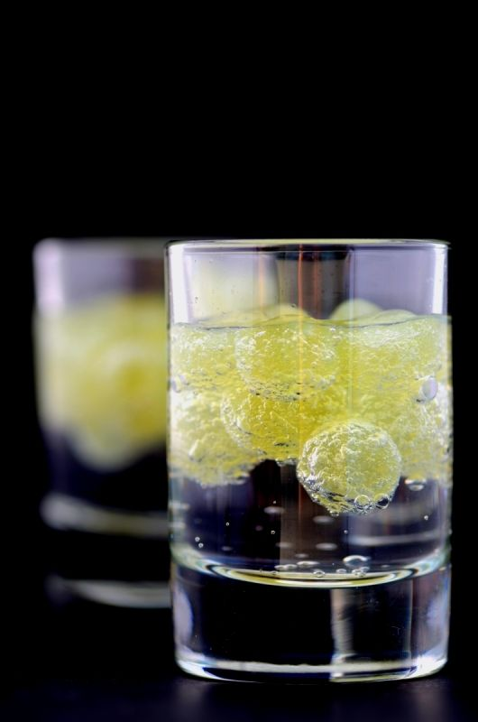 17 best molecular gastronomy images on pinterest molecular gastronomy drinks and kitchens - Cocktail cuisine moleculaire ...