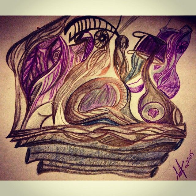 mymindonpaper#freedrawing#abstractart#sadafoto#lines#thoughts#energy#emotions#meditation#instagram#instaphoto#instagood#