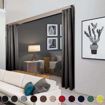 Premium Soft Touch Curtain Panel 150 Inch X 108 Inch 1 Panel