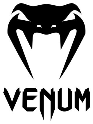 Mma Venum Logo by Garret Swaniawski