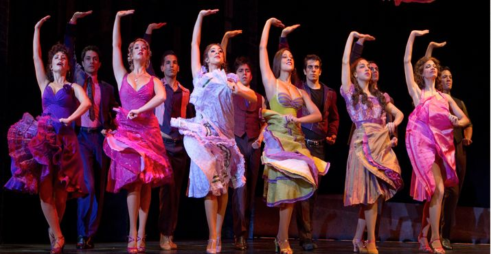 West Side Story Dresses | The new Broadway cast album of WEST SIDE STORY won the 2010 Grammy ...