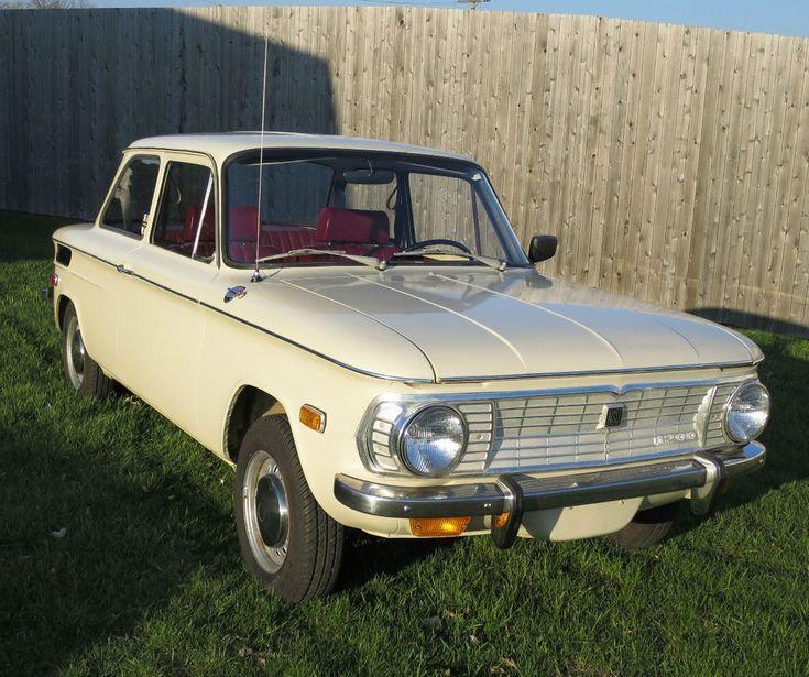 1971 NSU 1200 C Automatik