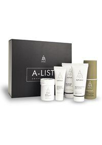 This pack is dedicated to our shining stars. The A-List Kit celebrates the products praised by media and the beauty elite. With a brand new look to live up to it's lust-worthy contents, this kit is a must-have for anyone wanting to sample some of our best work yet!