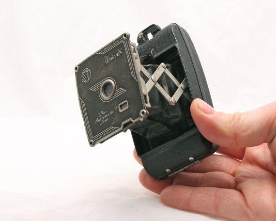 Miniature Folding Camera  Univex Model AF3  Made by OldieCameras, $58.00