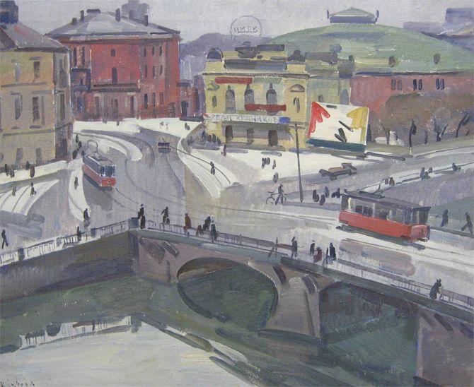 Суворов В.И. (1932) Цирк, 80-е гг.