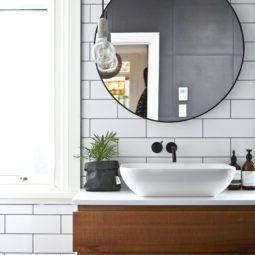 Villa bathroom - Styling MintSix Interiors