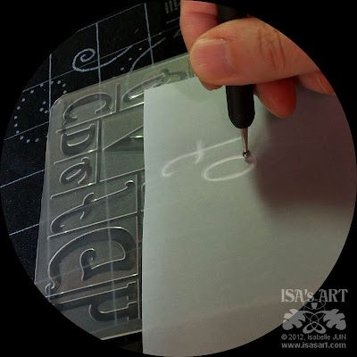 great way to use vellum