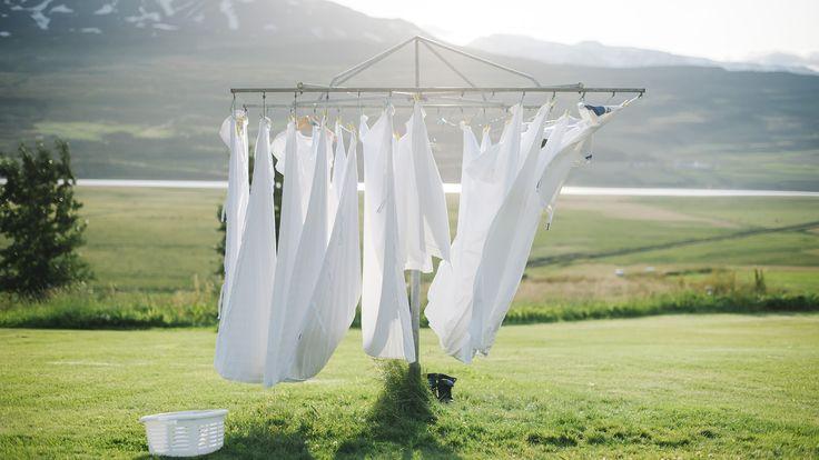 Frisse buitenlucht om de lakens te drogen - Waarom je bed verschonen zo belangrijk is #blog