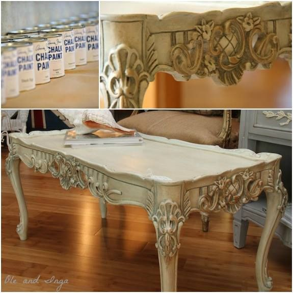 French Linen Chalk Paint Coffee Table: 17 Best Images About Annie Sloan Chalk Paint On Pinterest