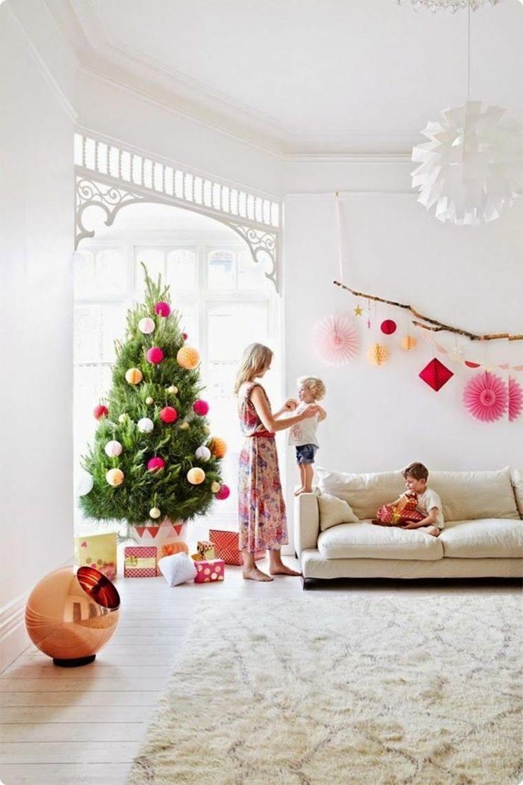 Modernes Design Der Weihnachtsdekoration Fur Ihr Deko Vor Der Haustur Ideen Sommer Weihnachten Moderne Weihnachten Weihnachtsdekoration