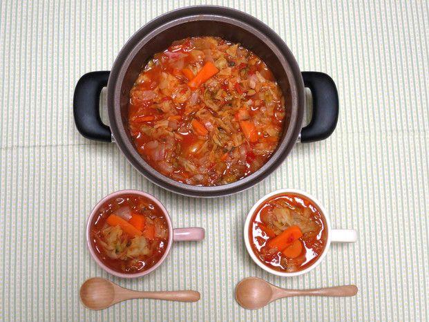 体の基礎代謝を上げるデトックススープは、ダイエットに効果的です。デトックススープの効果とおすすめ簡単レシピをご紹介します。デトックススープで痩せ体質を作りましょう!