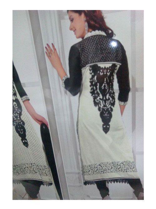 SV-KA0172 at JUST @ $74 Buy at http://www.shopvhop.com/product/black-white-anaya-designer-collection/