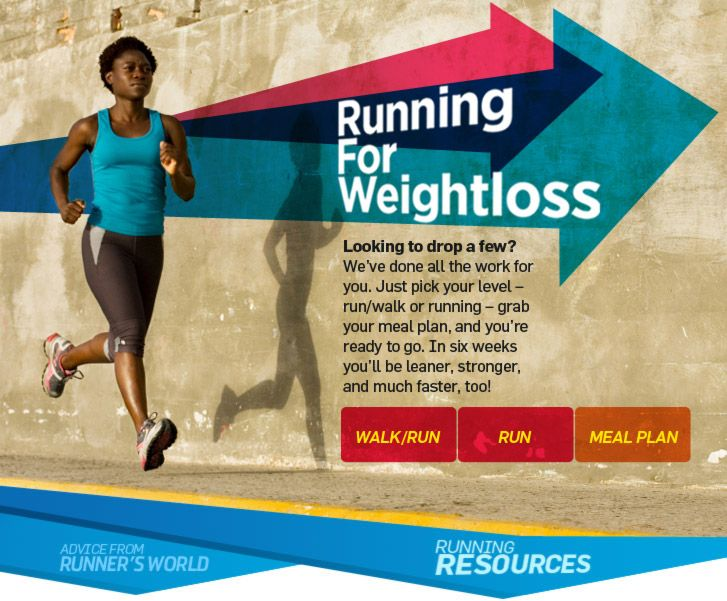 How to run to lose weight 85
