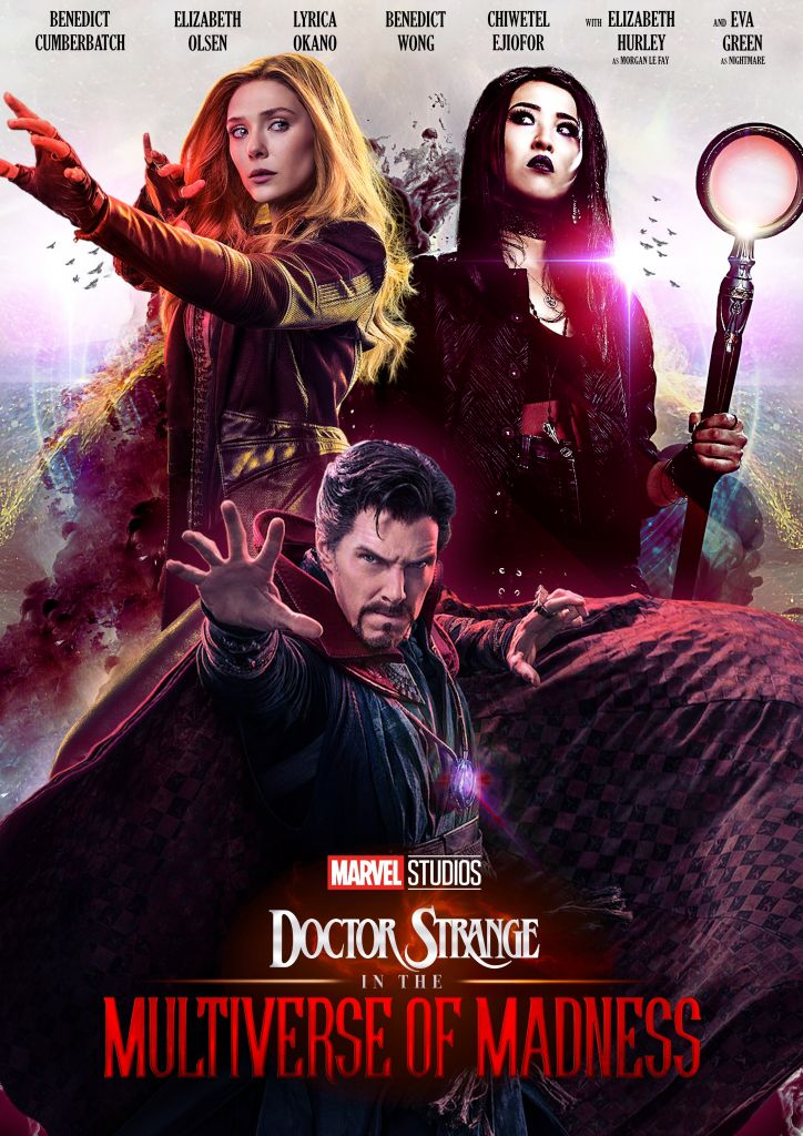 Doctor Strange In The Multiverse Of Madness HD Wallpaper