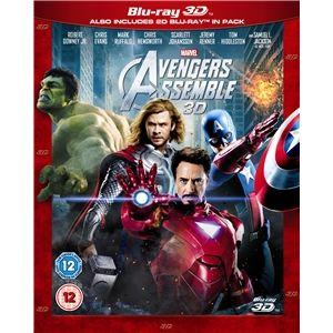Marvel Avengers Assemble 3D (3D