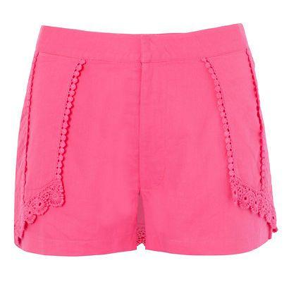 Short nervuras pink