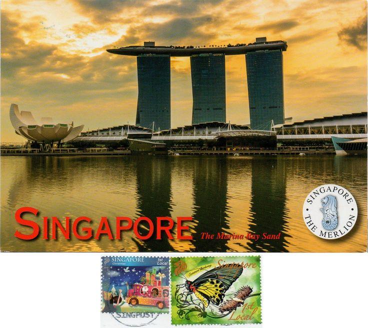 Swap - Arrived: 2016.09.05   ---   Marina Bay Sands Hotel