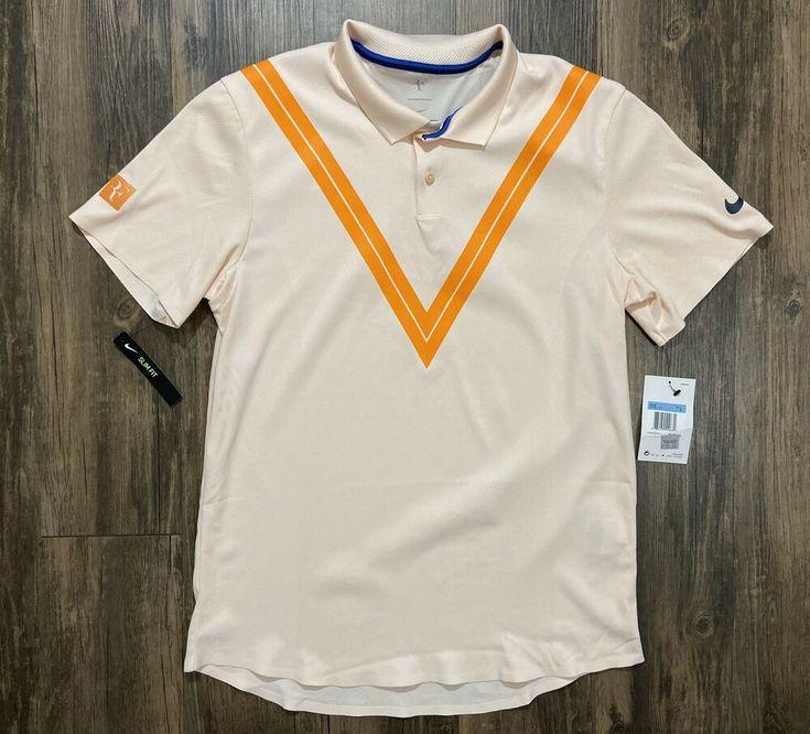 Peter England Polo Shirt Medium BNWT, Blue Stripe