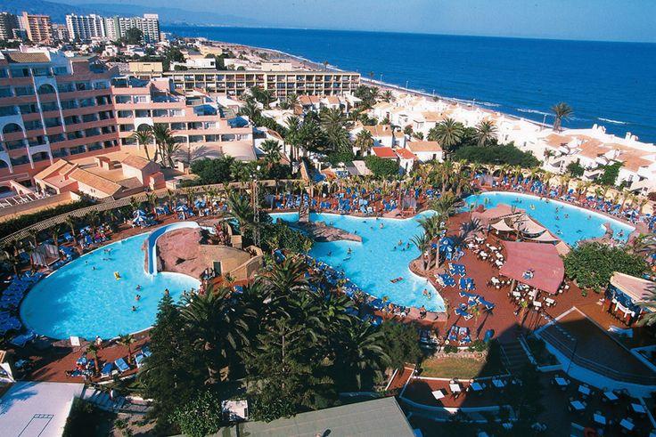 Playasol Spa Hotel 4* en Roquetas de Mar, Andalucía