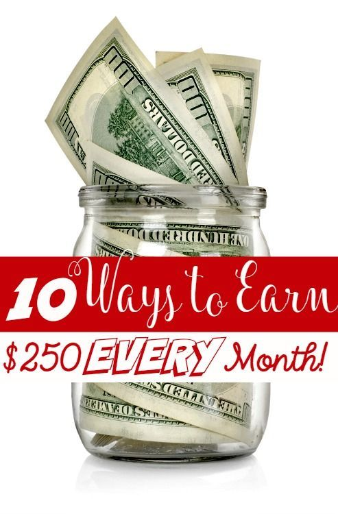 10 Ways to Earn from Home - Do you need to make extra money each month? So do I! These 10 ways to earn are proven to work and can help you make money both online and off! They're just what you need to earn the extra cash you need!