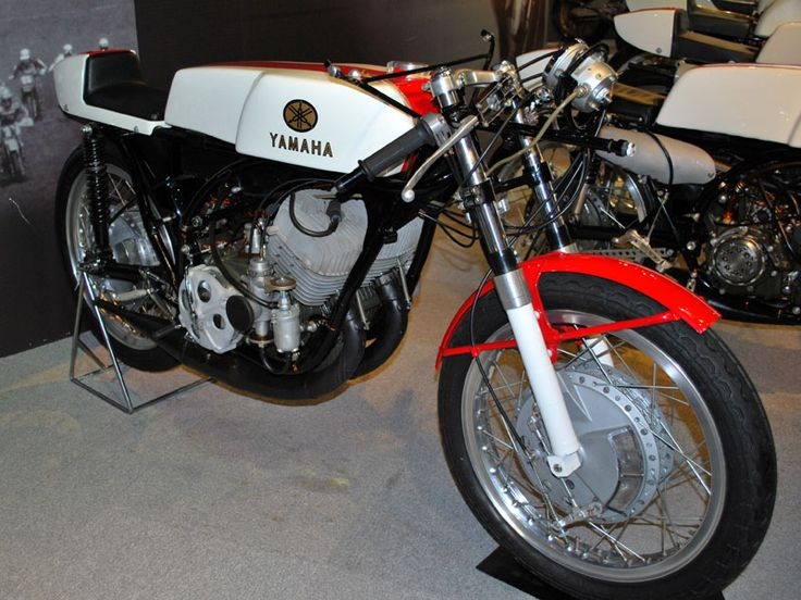 Yamaha Rd56 The Yamaha Rd56 Was A Two Stroke 250cc Grand